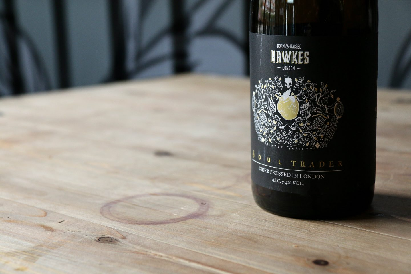 Hawkes Cidery Tap Room Druid Street Bermondsey cider London soul trader